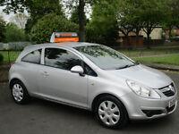 Vauxhall/Opel Corsa 1.2i 16v ( a/c ) 2008 Club