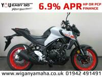 YAMAHA MT-03 ABS, 21 REG 0 MILES, 321cc NAKED BIKE. CALL FOR BEST UK PRICE...