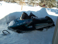 1996 POLARIS SNOWMOBILE - For Sale