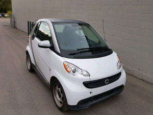 2013 Smart Fortwo 44500Kms