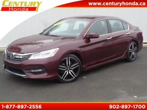 2016 Honda Accord Sedan Touring+ 100K WRRNTY