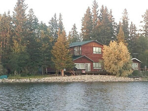 ***PRICE REDUCED - Lakefront Retreat!