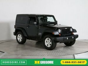 2011 Jeep Wrangler Sport 4WD AUTO A/C GR ELECT MAGS