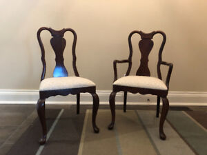 Gibbard Furniture Shops | Cherry Dining Chairs | Qty 8