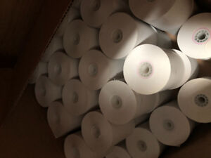 THERMAL PAPER FOR CASH SYSTEMS - 3.25""