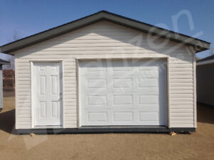 PORTABLE GARAGES 18' X 26' *READY TO GO NOW*
