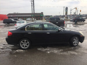 2004 Infinity G35X - ONLY $2699.00