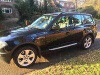 BMW X3 2.0 Diesel FSH 1Yr MOT - Well spec'd