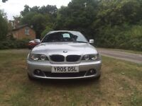 Stunning BMW 3 series 318 CI SE Coupe facelift, LED rear lights, M steering wheel and FSH