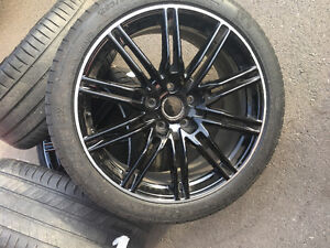 "OEM 21"" Porsche Cayenne Turbo 2016 Rims & High Performance Tires"