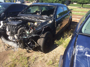 2012 Dodge Avenger parts only
