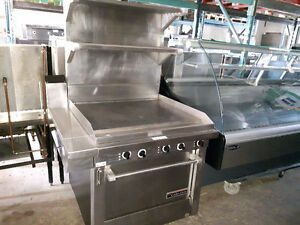 STOVE-OVENS-FRYERS+CHAR-BROILERS + FLAT-TOP + CONVECTION OVENS