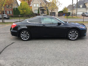 2009 Honda Accord EX-L Coupe (2 door)