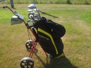 Golf Clubs Ladies right hand
