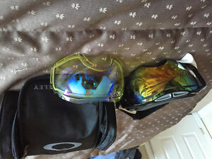 Oakley air brake goggles
