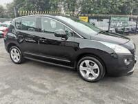 2012 Peugeot 3008 E-HDI ACTIVE Semi Auto Hatchback Diesel Automatic