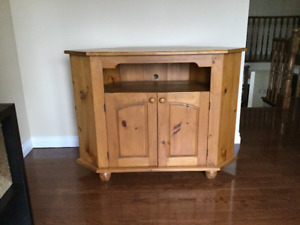 Mennonite Coffee Table, TV Hutch and Side Table