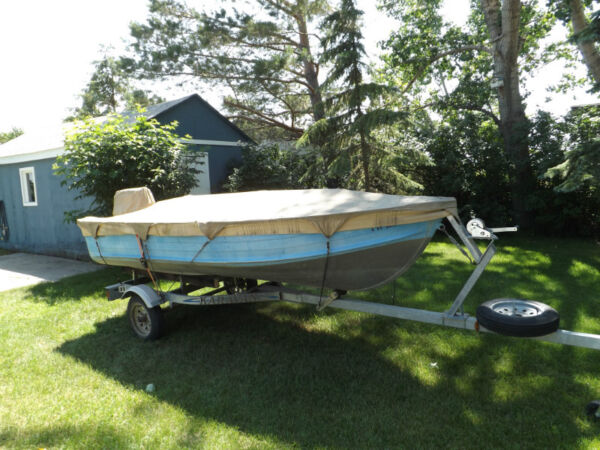 1977 Other 12' Blue Fin - Big Fisherman