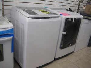 Selection of New & Used Washers & Dryer
