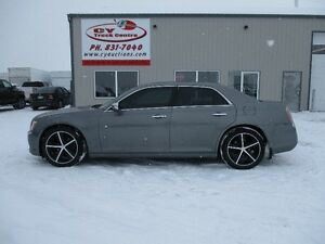 2012 Chrysler 300 Limited Lthr Panoramic Roof  Sedan