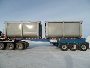 2011 K-LINE OFF ROAD COAL HAULER SIDE DUMP AT WWW.KNULLENT.COM