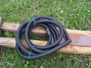 Flexible garden hose or pipe