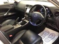 2009 Lexus IS 220d 2.2TD SE-I - New MOT - 2 Keys - FSH - 147000 Miles