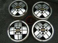 Nissan Pulsar NX 4 mags