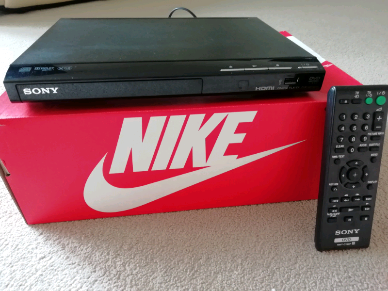 Sony DVD player with remote | in Norwich, Norfolk | Gumtree