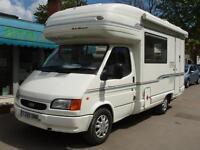 1999 Autosleeper Pollensa 4/5 berth Motorhome 2.5 Diesel Ford