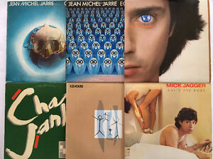 Vinyl Records For Sale, Lot 1 of 4