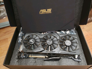 carte video rx480 asus rog strix