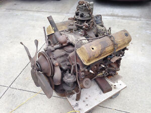 1955 Ford 292ci Engine