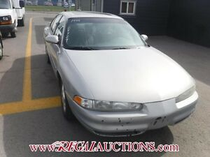 1999 OLDSMOBILE INTRIGUE GL 4D SEDAN GL