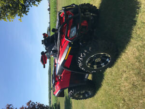 2012 Can-Am Outlander 650