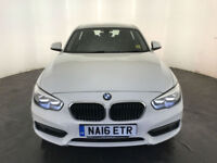 2016 BMW 116D EFFICIENT DYNAMICS DIESEL 1 OWNER BMW SERVICE HISTORY FINANCE PX