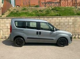2011 Fiat Doblo 2.0 MULTIJET ELEGANZA L1H1 5 SEAT COMBI CREW VAN AIR CON NO VAT