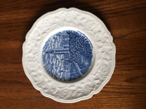 Johnson Brothers Ironstone Old Dominion Plate