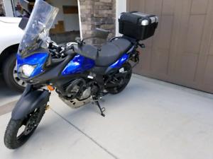 2013 Suzuki V-Strom 650 (DL650) for $6800