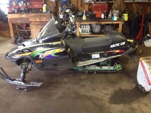 Snowmobile ATV repairs