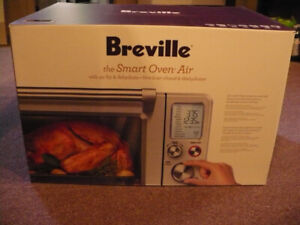 FOUR MULTI USAGE SMART OVEN AIR  BREVILLE ( FLAMBANT NEUF  )
