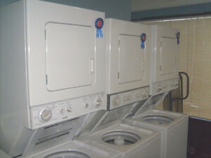 Wanted one piece stackable washer / dryer