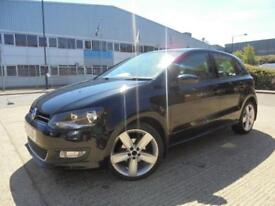 2012 Volkswagen Polo 1.2 TSI SEL 5dr