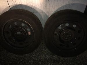 Used 3 months Goodyear-Eagle-GT-235_55R17