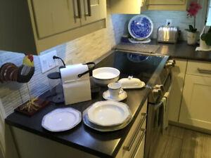 Service de vaisselle