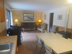 Lakefront Cottage for 2 $155/night on a weekend + hst