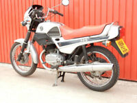 CZ 125CC 1996 RUNS & RIDES IDEAL LEARNER LEGAL125CC BIKE