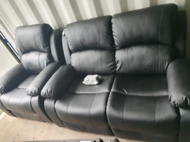Brand New sofa with armchair