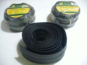BRAND NEW 9 FOOT LONG  ROLLS OF VINYL GARAGE DOOR SEALING STRIP