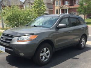 2009 Hyundai Santa Fe AWD For sale